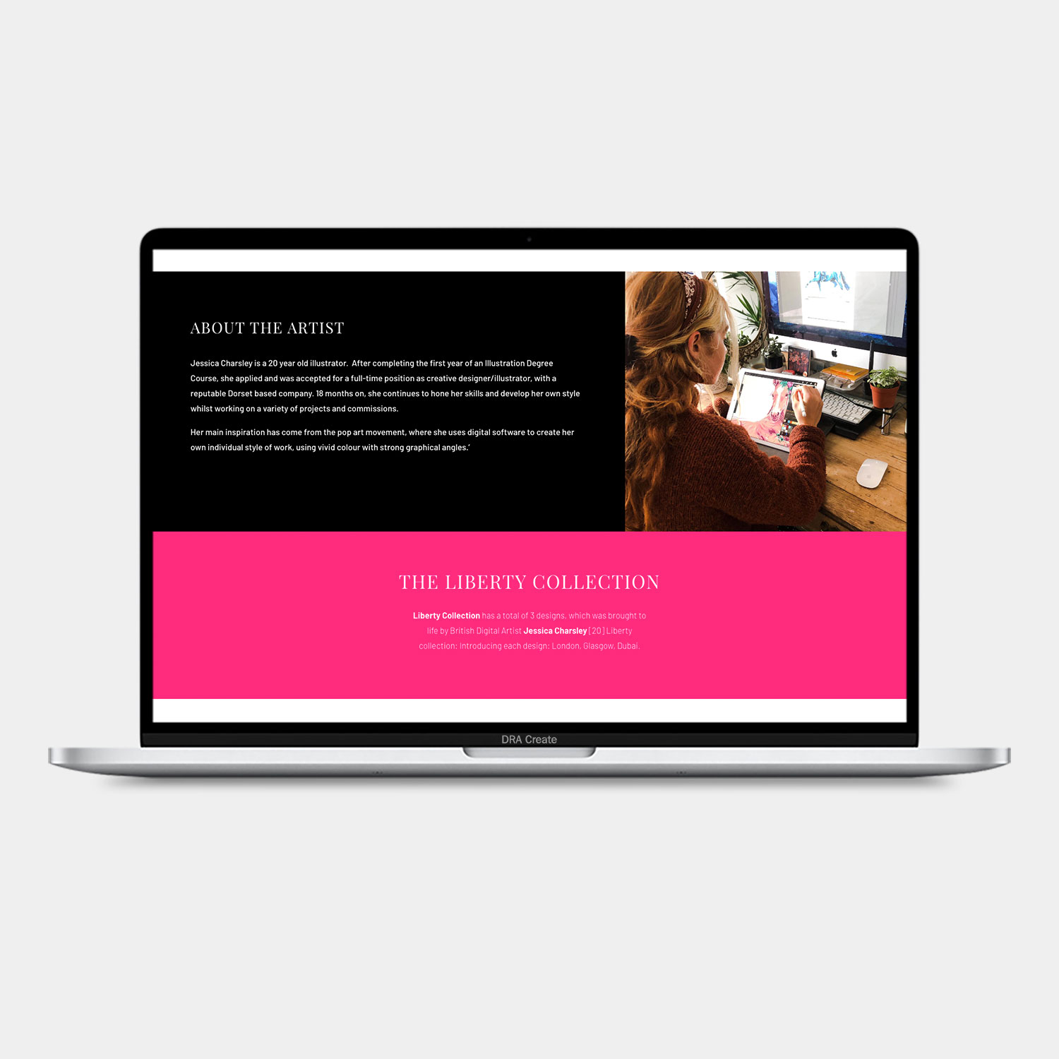 220 Volt by TheraPlate website design