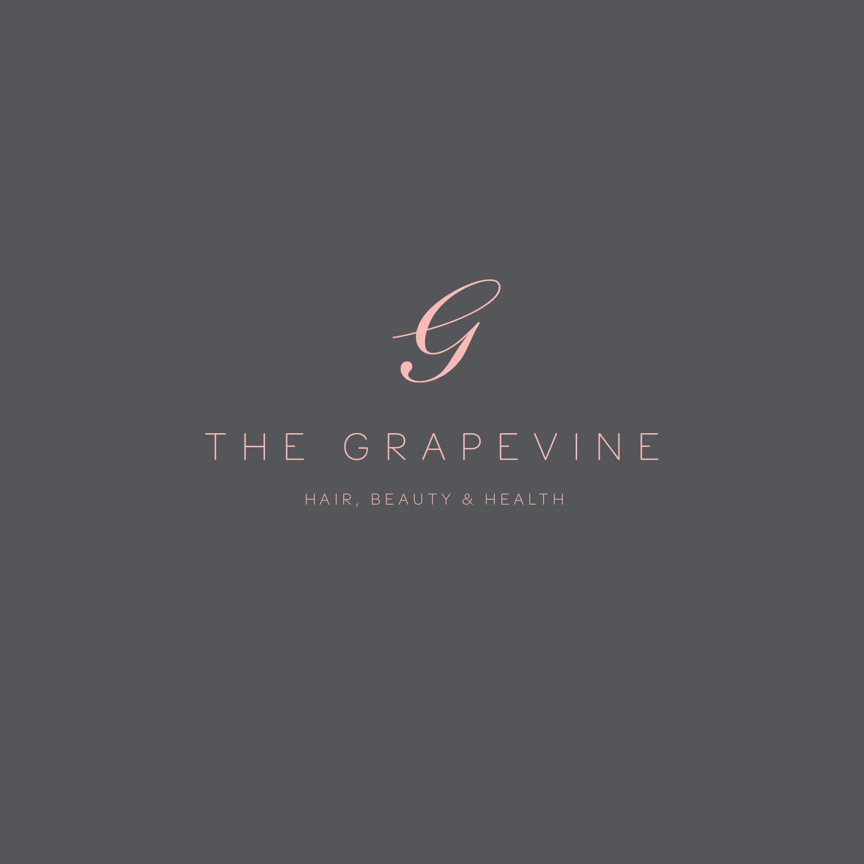Grapevine Hair, beauty & health branding