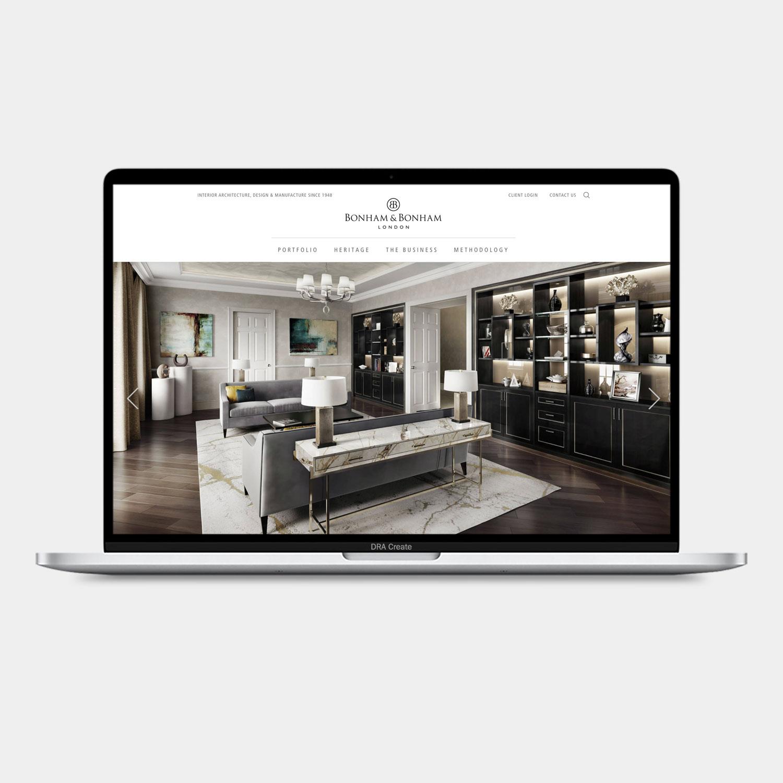 Bonham and Bonham website